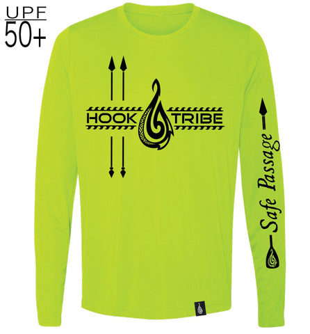 "Larry Allison ""Leashes Save Lives"" Team Shirt - Hook Tribe"