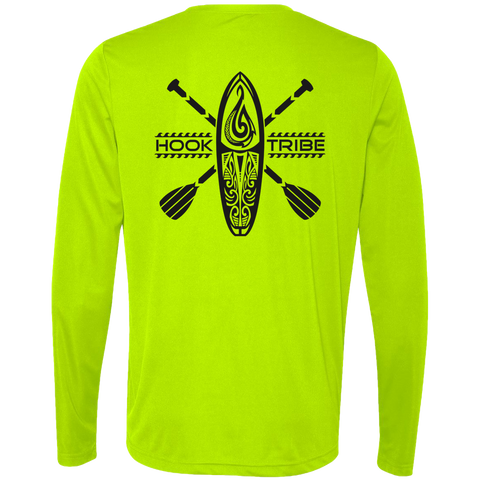 Men's Safe Passage L/S Performance T-Shirt - Hook Tribe