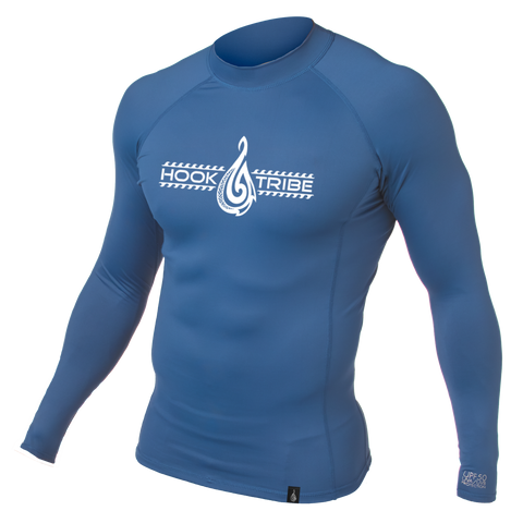 Men's Tangaroa L/S Rashguard - Hook Tribe