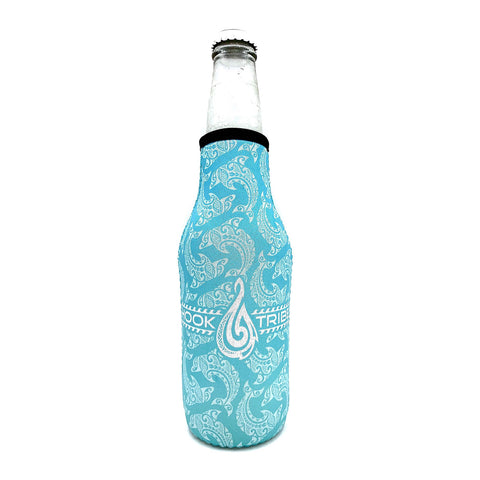 Mint Dolphin Bottle Koozie