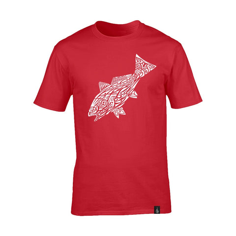 Men's Red Drum T-Shirt - Hook Tribe