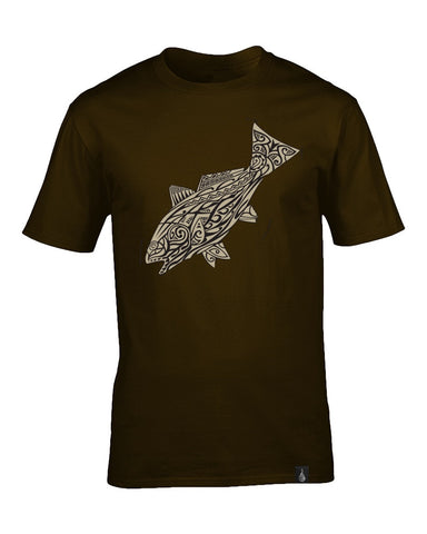Red Drum T-Shirt - Hook Tribe