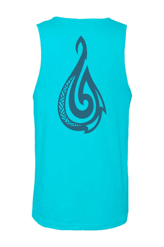 Men's Maori Hook Tribe Tank Top - Hook Tribe