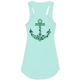 Anchors Away Tank Top - Hook Tribe