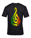 Men's Rasta Hook Tribe T-Shirt - Hook Tribe