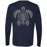 Back Hook Tribe Honu Performance T-Shirt