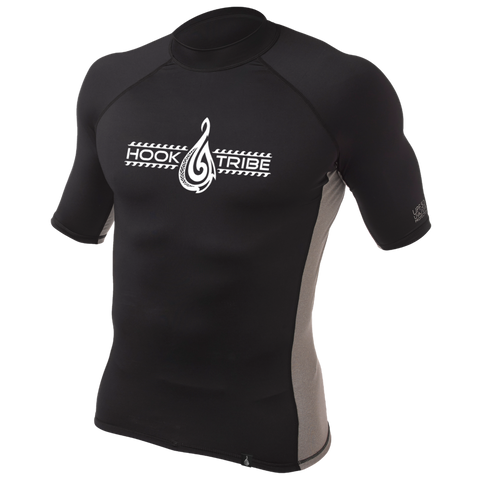 The Kiwa S/S Rashguard - Hook Tribe