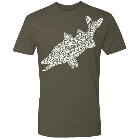 Men's The Linesider T-Shirt - Hook Tribe