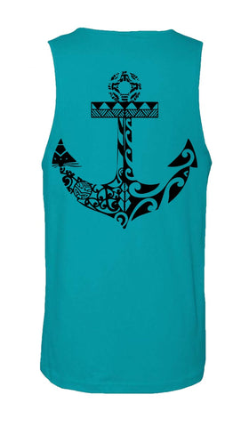 Men's Anchor Tank - Hook Tribe