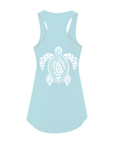 Lady Honu Tank Top - Hook Tribe