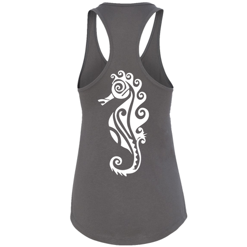 Women's Seahorse Tank Top - Hook Tribe