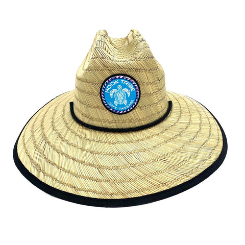 Tropical Turtle Lifeguard Hat