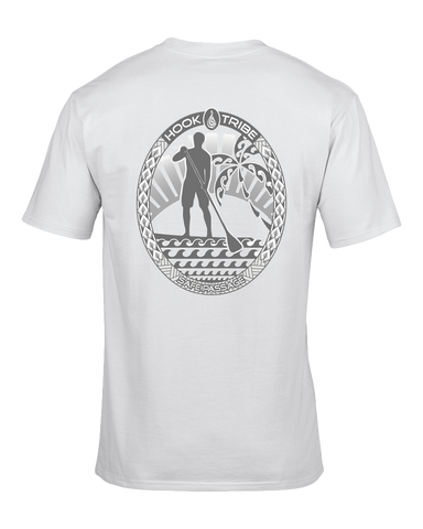 Men's SUP T-Shirt - Hook Tribe