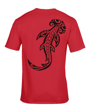 Great Hammerhead T-Shirt - Hook Tribe