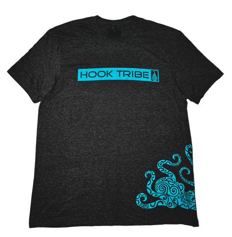 Men's Octopus T-shirt - Hook Tribe
