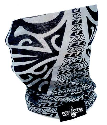 Warrior Buff-Black/Grey