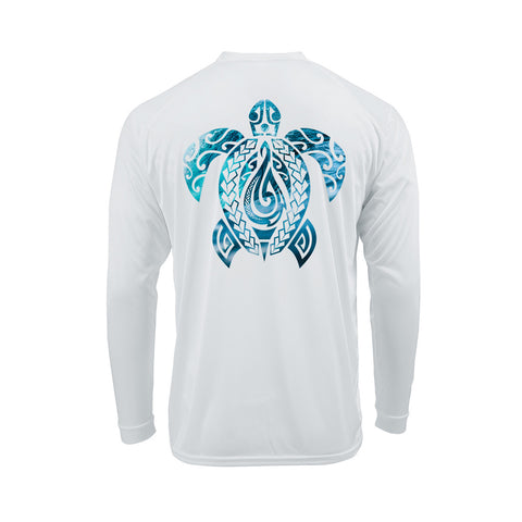Men's Honu Nalu White