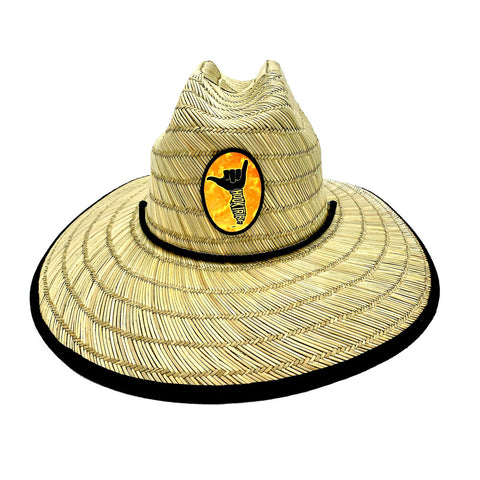 Florida Shaka Lifeguard Hat