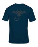Men's The Eagle Ray T-Shirt - Hook Tribe
