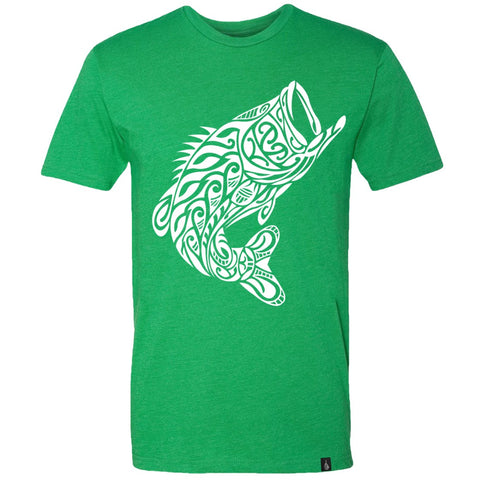 Men's Bucket Mouth T-Shirt - Hook Tribe