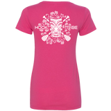 Women's Kanaloa V-Neck Tee - Hook Tribe