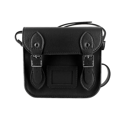 Vegetarian Shoes Vegan Mini Satchel Black