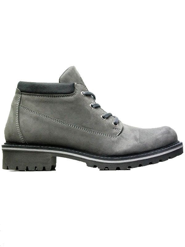 Will's Vegan Ankle Dock Boots Grey Women's size EU 38 - sale