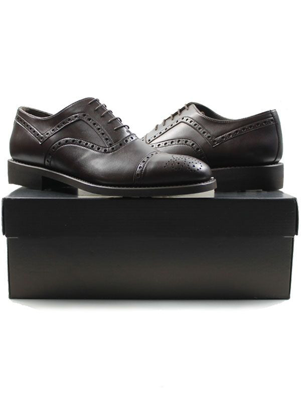 Will's Brogues Brown