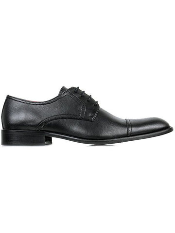 Will's Vegan Shoes City Derbys Black