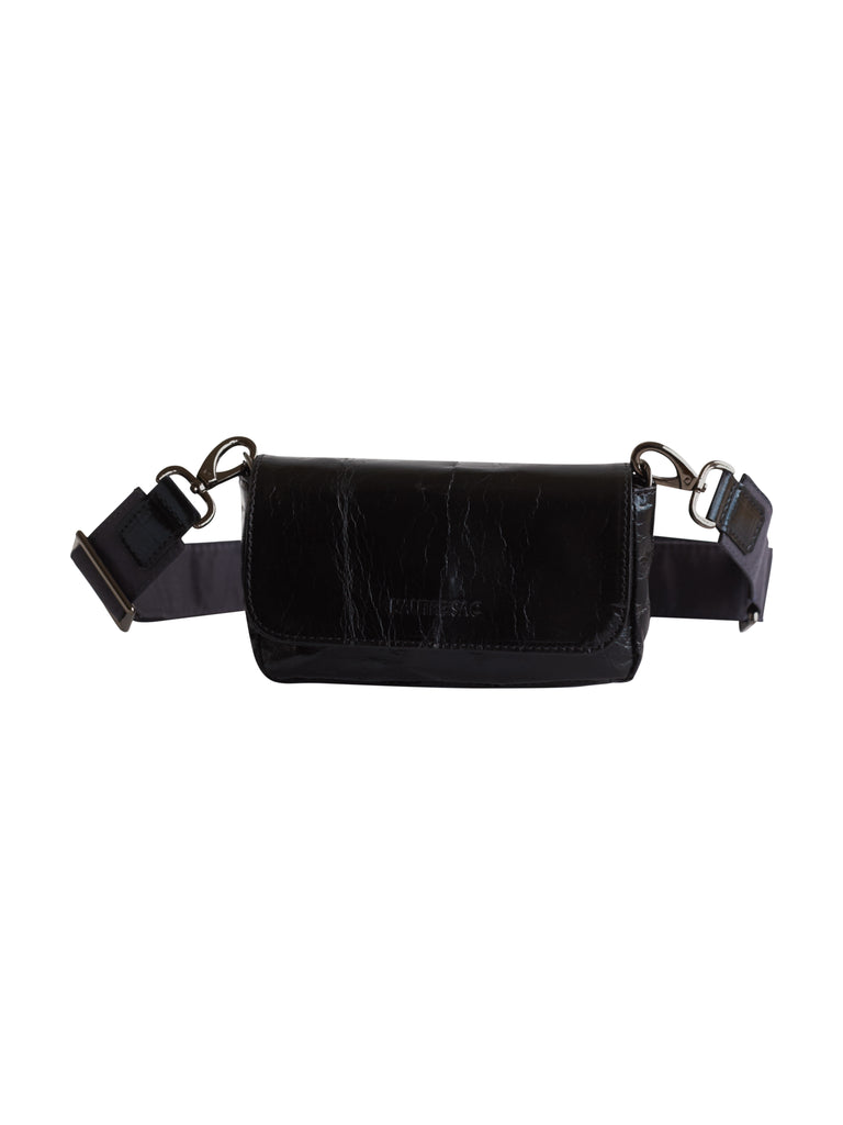 L'autre Sac Louise Convertible Belt Bag Black