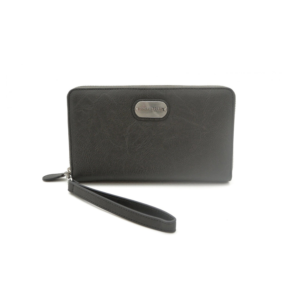 Denise Roobol vegan, faux leather, cruelty free wallet Australia