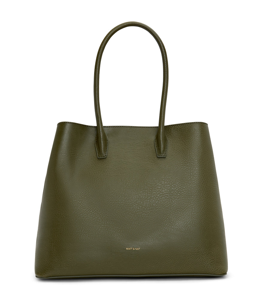 Matt and Nat Krista Tote Leaf