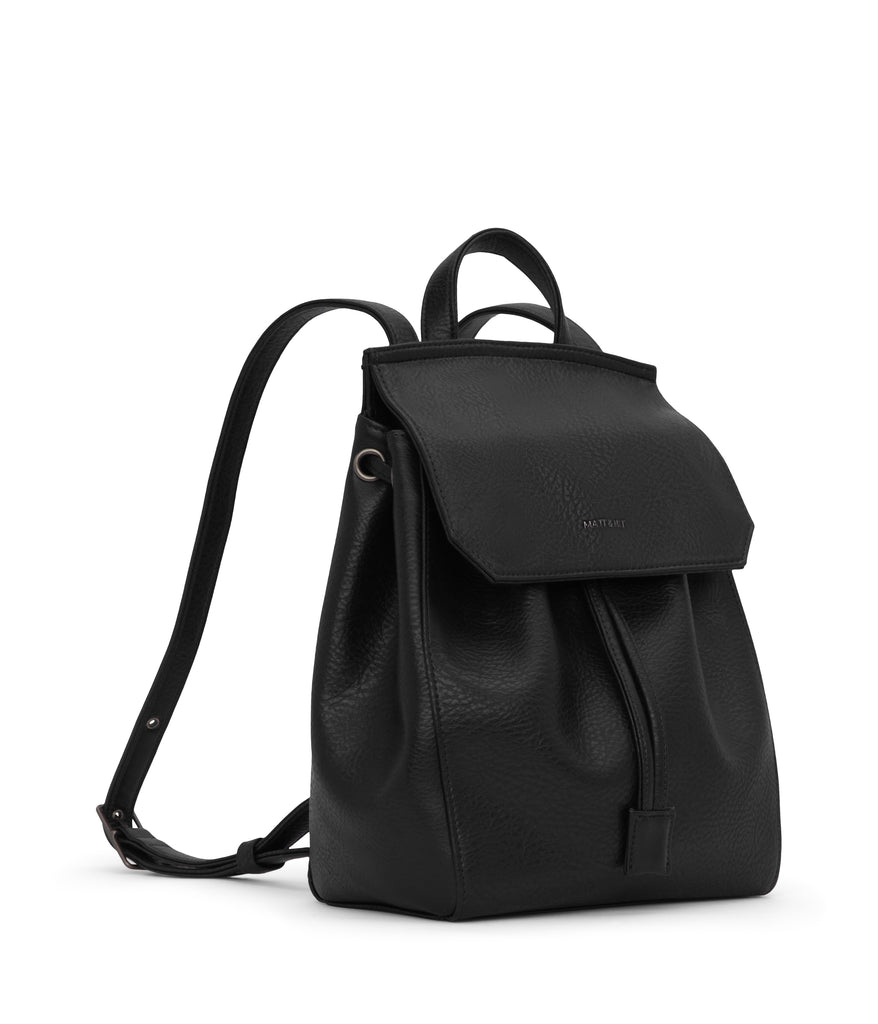 Matt and Nat Mumbai Backpack Small Black