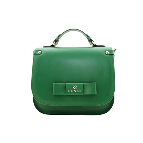 Gunas Ridley Vegan Cross Body Bag Green