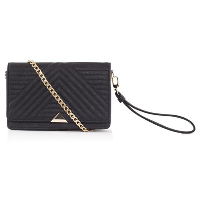 Labante Serin Vegan Cross Body Bag Black