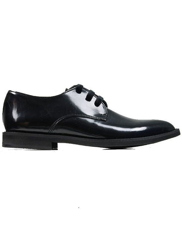 Will's vegan shoes Deluxe Derbys black Australia