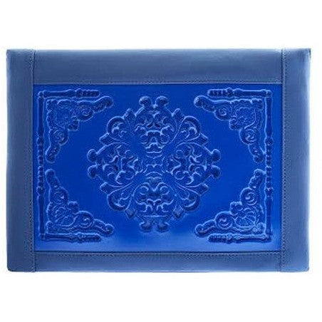 vegan bag handbag MeDusa envelope clutch blue Australia