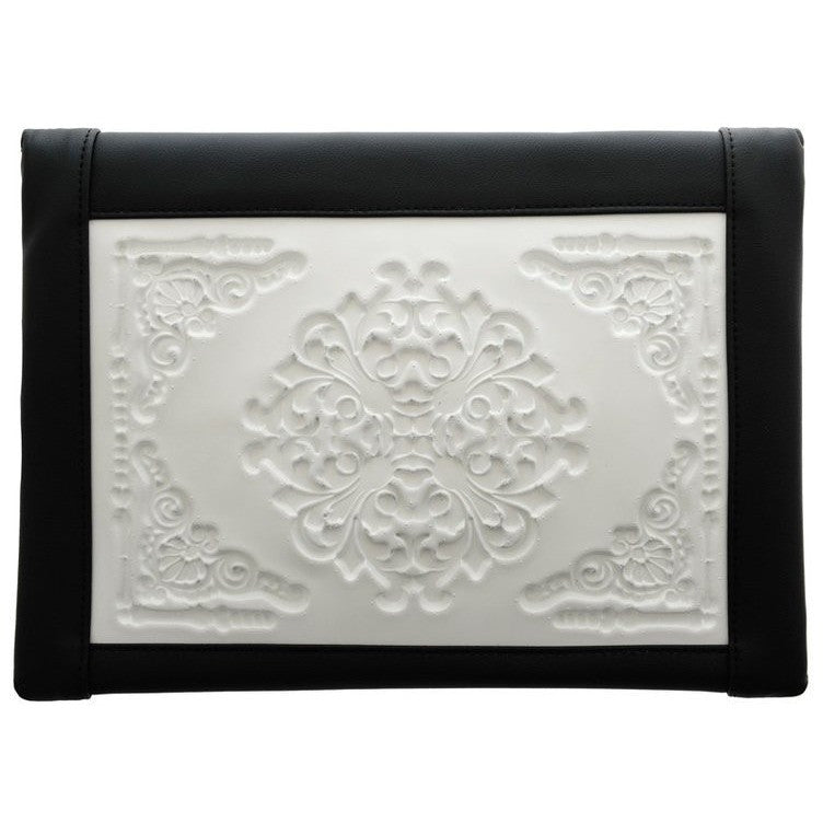 vegan bag handbag MeDusa envelope clutch black white Australia