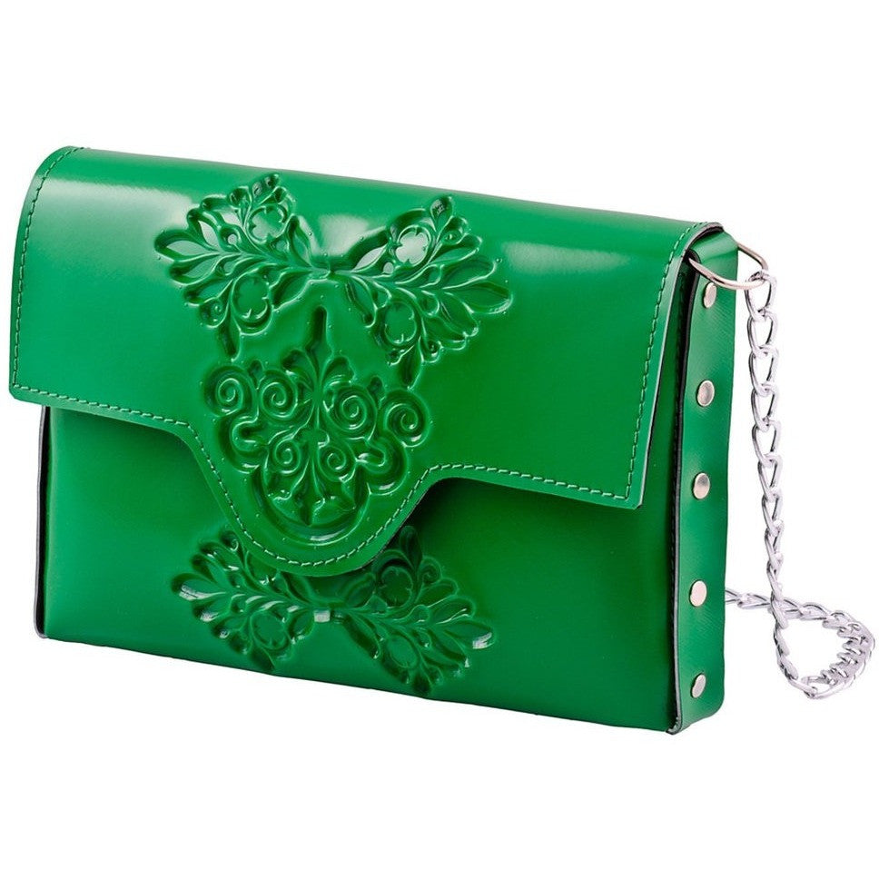 MeDusa Mini Clutch Green