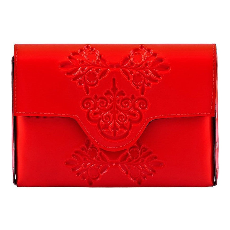 MeDusa Mini Clutch Red