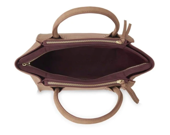 Labante Demi Vegan Shoulder Bag Brown