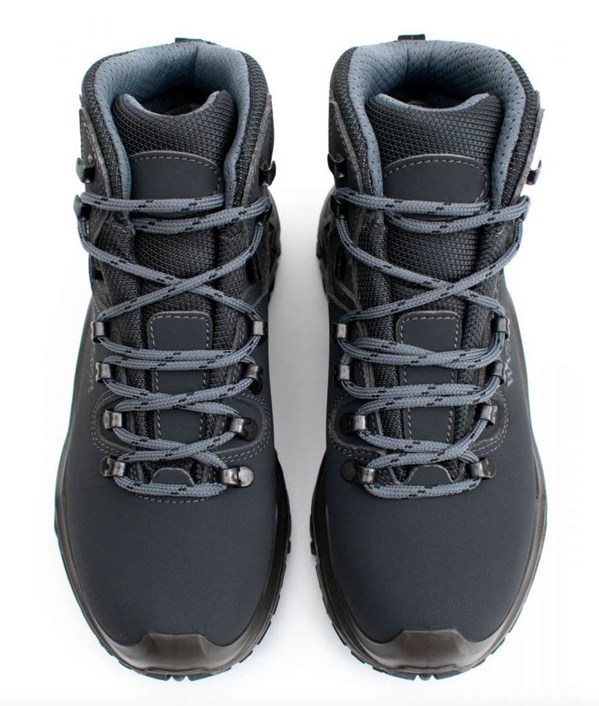 Will's Vegan Waterproof Hiking Boots Blue