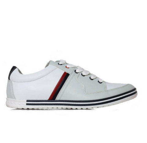 Will's Vegan Shoes Rome Trainers White