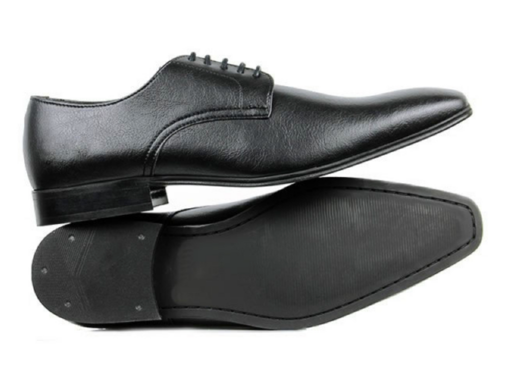 Will's Vegan Shoes Slim Soles Black