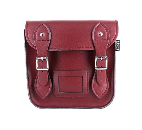Vegetarian Shoes Vegan Mini Satchel Cherry