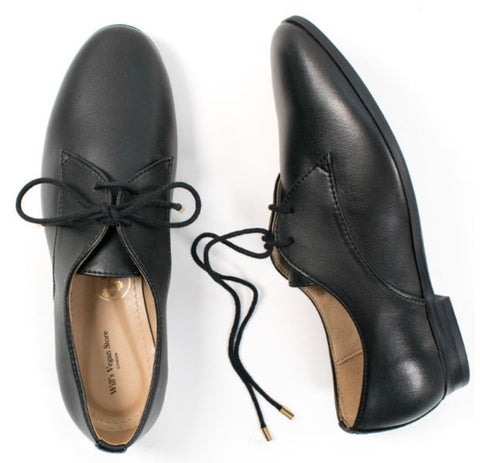 Will's Vegan Smart Derbys Black