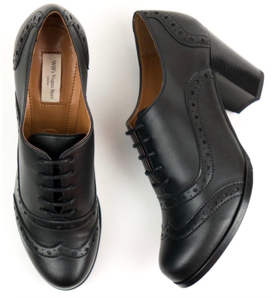 Will's Vegan City Brogues