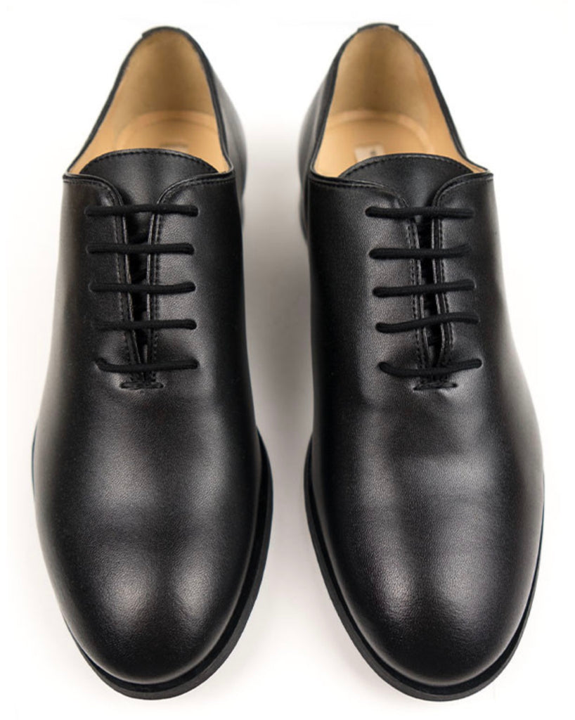 Will's Vegan Shoes City Oxfords Black size EU 47 - sale