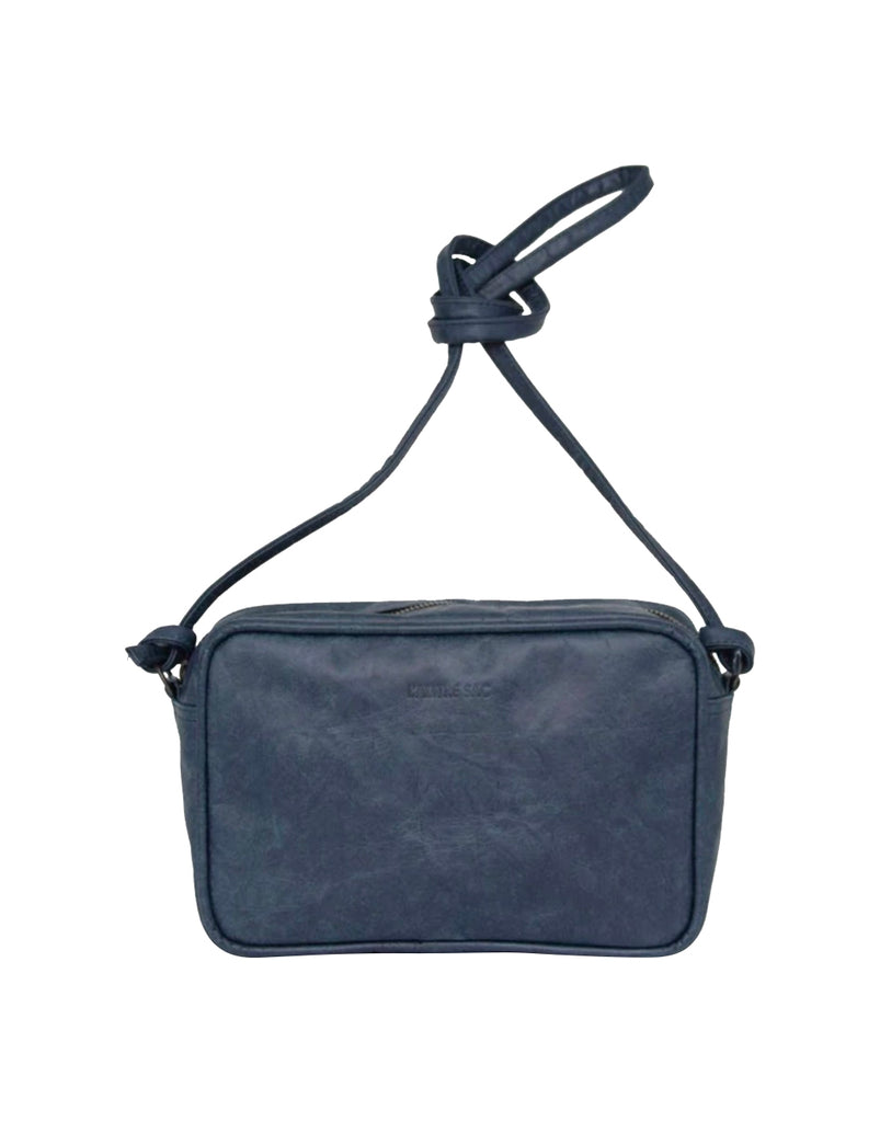 L'autre Sac Daria Cross Body Bag Blue
