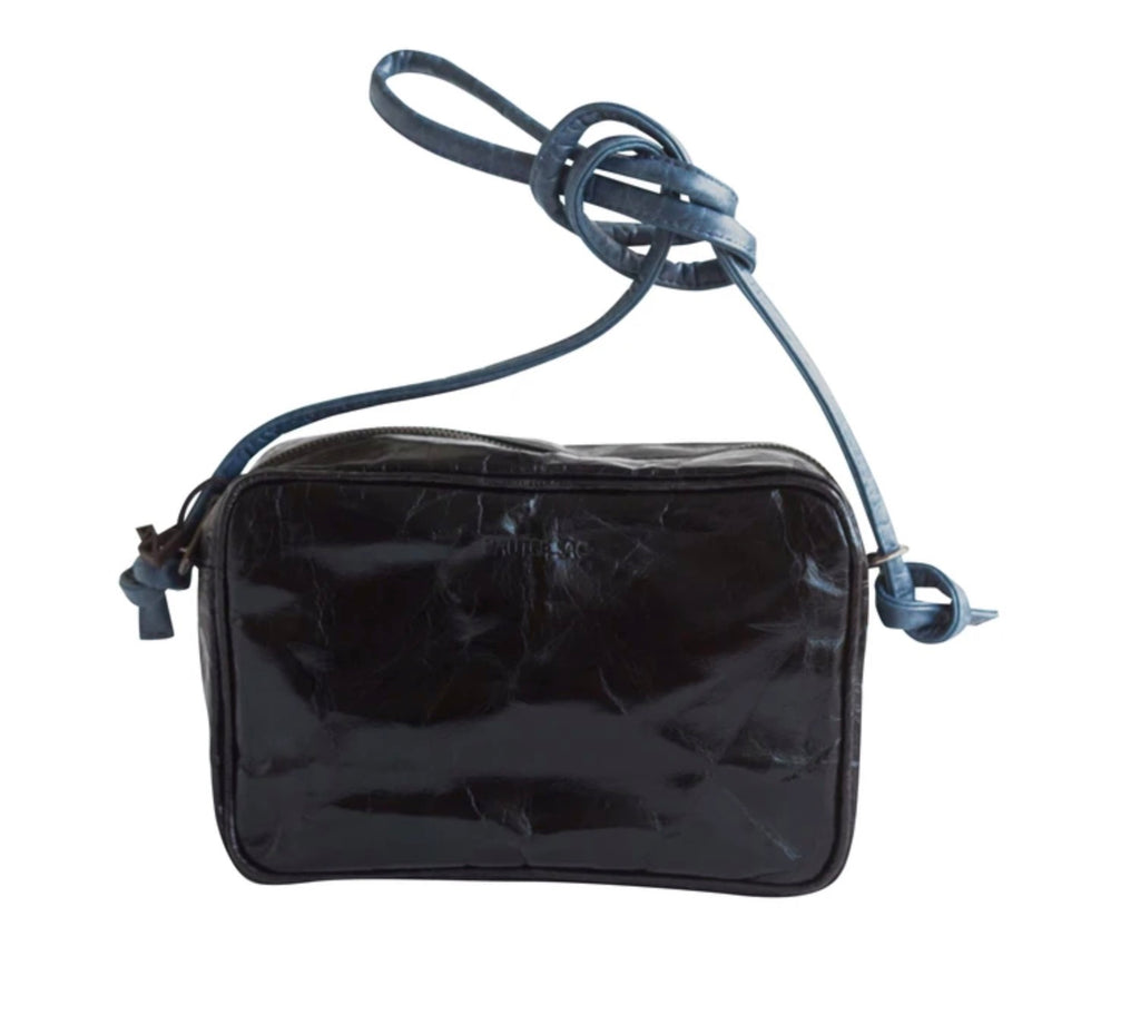 L'autre Sac Daria Cross Body Bag Black